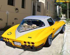 '67 Corvette by Hemi-427 on DeviantArt