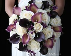 I like this for the wedding bouquet