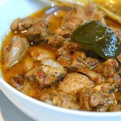 Ajam roedjak. Een heerlijk recept nieuw op de blog vandaag!! #ajamroedjak #ajam #kip #indofood #recept #food #foodie #foodblog #foodensomuchmore #dutchblogger