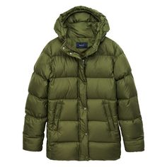 Classic Long Down Jacket