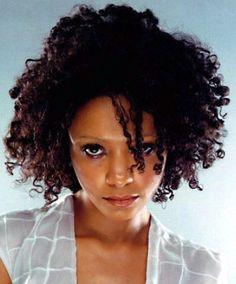Thandie Newton #naturalhair