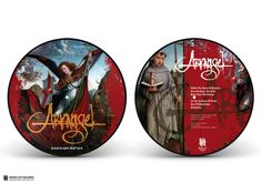 "ARKANGEL ""Prayers Upon Deaf Ears"" Picture disc vinyl 10"" Wood Edition"