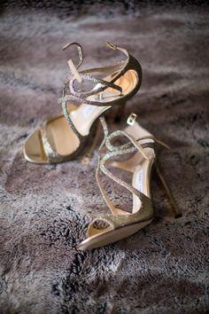 Stunning Wedding Shoes Aspen, CO Wedding at The St. Regis Aspen Resort  Read more - http://www.stylemepretty.com/destination-weddings/2014/01/03/aspen-co-wedding-at-the-st-regis-aspen-resort/