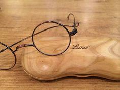 Image result for Lunor Eyeglasses Classic Round (Rund) gold