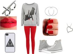 """""""#90"""" by gabriela-correia ❤ liked on Polyvore"""