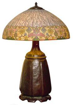 15 Exceptional Blueprints For Antique Lamps, Antique Lighting, Vintage Lamps, I Saw The Light, Tiffany Lamps, Art Deco Period, Floor Lamp, Art Nouveau, Glass Art