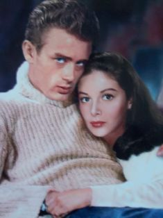 """James Dean & Pier Angeli. """"I have loved one person in my entire life and that was James Dean."""" ♥"""