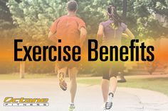 More and more evidence is pointing toward how exercise benefits can help a variety of mental and physical health conditions. #Exercise #Fitness #Wellness