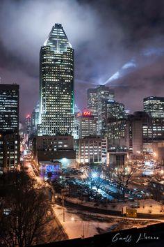 Centre ville, Montréal