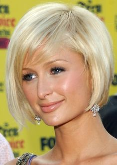 short bobs for fine hair | Short Hairstyles For Thin Hair 2012