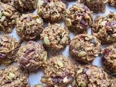 The Life is Oh So Sweet - Madame Labriski Sans Gluten Vegan, Nut Allergies, Sweet Cookies, Almond Cookies, Rice Krispies, Cookie Recipes, Dairy Free, Easy Meals, Pumpkin