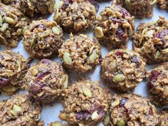 The Life is Oh So Sweet - Madame Labriski Nut Allergies, Sweet Cookies, Almond Cookies, Rice Krispies, Cookie Recipes, Easy Meals, Pumpkin, Treats, Snacks
