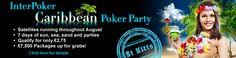 InterPoker Caribbean Poker Party
