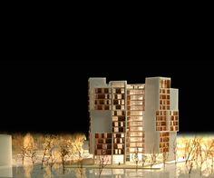 University of Southern Denmark Student Housing Winning Proposal / C.F. Møller…