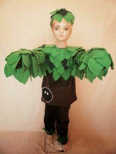 Árbol ~ Disfraces Tiki-
