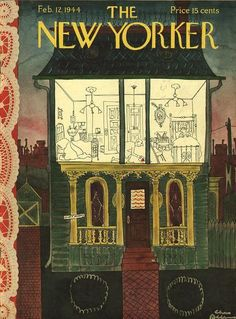 The New Yorker February 12 1944