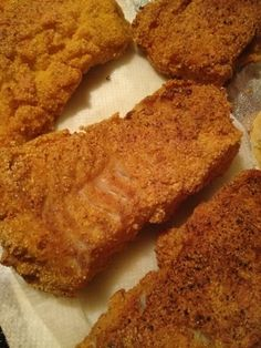 Fried Cod For Fish And Chips With Tartar Sauce Recipe - Deep-fried. Deep Fried Fish Batter, Fish Batter Recipe, Pan Fried Fish, Fried Salmon, Baked Fish, Fish Fry, Cod Fillet Recipes, Fried Cod Recipes, Cod Fish Recipes