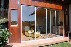 sunflex schiebe dreh systeme sf25 f r terrasse und balkon. Black Bedroom Furniture Sets. Home Design Ideas