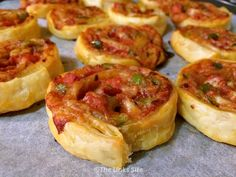 Yummy Pizza Pinwheels Recipe | The Links Site
