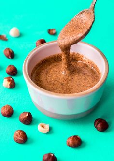 Recipes with hazelnut paste