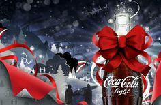 Lots of red velvet bows Coca Cola Santa, Coca Cola Christmas, Old Christmas, Christmas Drinks, Retro Christmas, Christmas Cards, Coca Cola Pictures, Coca Cola Light, Cocoa Cola