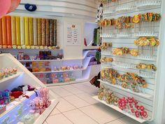 Sugar! Una impresionante tienda de caramelos, en Budapest