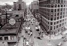 Brown Palace Hotel. Denver Colorado 1940's