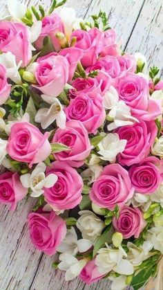New Birthday Flowers Bouquet Beautiful Roses 21 Ideas Beautiful Rose Flowers, Beautiful Flower Arrangements, Amazing Flowers, Flowers Nature, Beautiful Flowers, Purple Plants, Pink Plant, Purple Flowers, Pink Roses