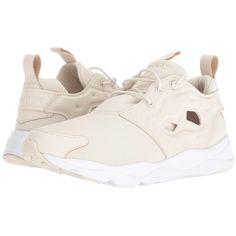 Reebok Lifestyle Furylite Jersey (Paperwhite White) Women s Shoes ( 75) ❤  liked 30f7e4ba7