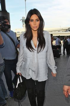 Kim Kardashian on Pregnancy Weight Gain: NOOO!!!!