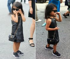 Aila Wang, niece of designer Alexander Wang is our feature Mini Celebrity this week | MiniHipster.com :::: kids street fashion & children's clothing trends / kidswear & childrenswear / childrens fashion & kids clothing trends