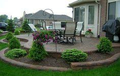 Brick Paver Patios | Michigan Brick Paver Patios and Design by Antonelli Landscape