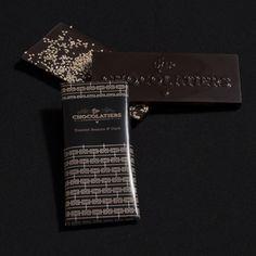 Toasted Sesame & Dark Chocolate Bar