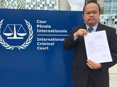 Duterte 11 others accused of crimes against humanity before ICC