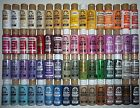NEW FOLK ART by Plaid Acrylic Paint *64PC HUGE LOT 2 oz Great Quality *RARE* L#4 - http://crafts.goshoppins.com/art-supplies/new-folk-art-by-plaid-acrylic-paint-64pc-huge-lot-2-oz-great-quality-rare-l4/