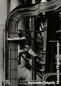 La main de l'homme - Sebastião Salgado - 22.3.-.29.5.1994 - Musée de l'E lysée, Lausanne – Objekte – eMuseum