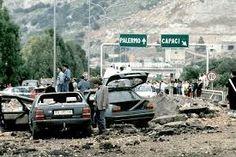 Il ricordo di quel pomeriggio del 23 maggio 1992 quando le immagini della strage di Capaci stesero un velo di rispettoso silenzio su un paese del Salento
