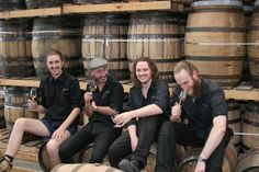 Meet the team at the New World Whisky Distillery (Starward) located at Essendon Airport Melbourne Australia.