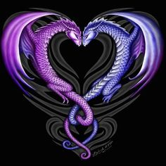My name means dragon and duck. My name means dragon because it can also be spelt Dracon and Draco means dragon. Also I love dragons! A male duck is a Drake. Magical Creatures, Fantasy Creatures, Dragon Heart, Dragon Kiss, Dragon Dance, Pink Dragon, Anne Stokes, Paar Tattoos, Dragon Pictures