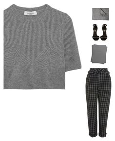 """Sunday"" by genesis129 ❤ liked on Polyvore featuring Valentino, Topshop, Shinola, Yves Saint Laurent and Acne Studios"