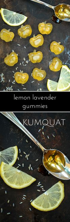 you and your littles can make your own gummies like these lemon lavender gummies to have a lower sugar healthy snack you feel good about…