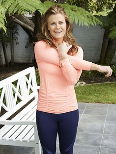 Alison Sweeney's Favorite 15-Minute Workout http://www.womansday.com/health-fitness/workout-routines/alison-sweeney-workout