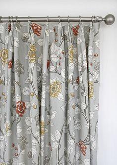 Pair of Custom Curtains or Drapes any size by GosiaFigura on Etsy