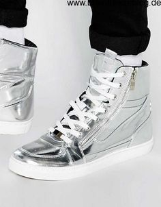 1000 ideas about sneaker silber on pinterest sandalen. Black Bedroom Furniture Sets. Home Design Ideas