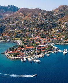 Marmaris Turkey, Visit Turkey, Seaside, Istanbul, Beautiful Places, Places To Visit, Coast, Sky, River
