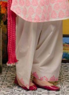 Salwar Designs, Kurti Neck Designs, Dress Neck Designs, Designs For Dresses, Blouse Designs, Henna Designs, Pakistani Fashion Casual, Pakistani Dresses Casual, Pakistani Dress Design