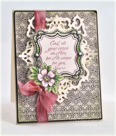 174 Best Cards Just Rite Samples Images Cards Paper