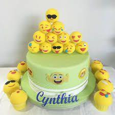 Resultado de imagen para festa de aniversario tema emoji