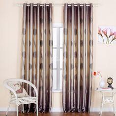 Best Quality Classic Grommet Top Custom Curtain