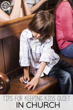 How Can I Keep My Kids Quiet In Church